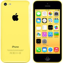 iPhone5c 16GB イエロー ME542J/A docomo