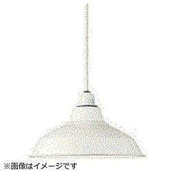 LEDペンダントライト ホーロー配照型セット 12インチ[シーリング /1灯] ホワイト