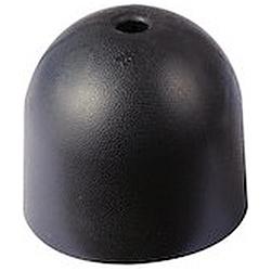 ペンダントパーツ フレンジカバー ブラック