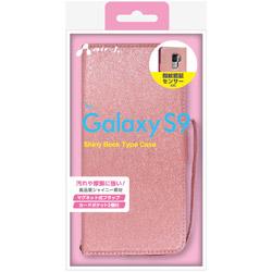 d97ab39a92 ソフマップ - galaxy s9用 手帳型ケースシャイニー PK AC-S9-SHY-PK AC ...