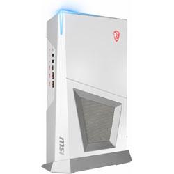 MSI(エムエスアイ) 【店頭併売品】 TRIDENT-310SI-049JP ゲーミングデスクトップパソコン Trident3 Arctic  [モニター無し /intel Core i7 /HDD:1TB /SSD:512GB /メモリ:16GB /2020年9月モデル]