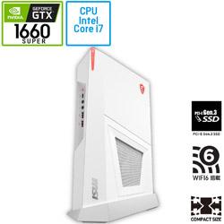 MSI(エムエスアイ) 【店頭併売品】 TRIDENT-3-A-11SI-055JP ゲーミングデスクトップパソコン Trident 3 Arctic  [モニター無し /intel Core i7 /メモリ:16GB /SSD:512GB /2021年9月モデル]