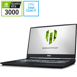 MSI WE75-9TK-672JP