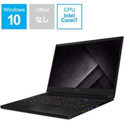 GS66-10SF-021JP ゲーミングノートパソコン GS66 STEALTH  [15.6型 /intel Core i7 /SSD:1TB /メモリ:16GB /2020年4月モデル]