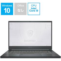 WS66-10TM-248JP ゲーミングノートパソコン WS66 10TM(4K)  [15.6型 /intel Core i9 /SSD:1TB /メモリ:64GB /2020年8月モデル]
