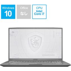 MSI(エムエスアイ) WF75-10TK-409JP ゲーミングノートパソコン WF75 カーボングレイ [17.3型 /intel Core i7 /HDD:1TB /SSD:512GB /メモリ:32GB /2020年8月モデル]