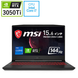 MSI(エムエスアイ) PULSE-GL66-11UDK-065JP ゲーミングノートパソコン Pulse GL66 11U チタニウムグレー [15.6型 /intel Core i7 /SSD:512GB /メモリ:16GB /2021年6月モデル]