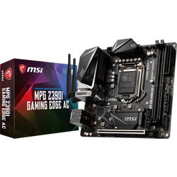 MSI(エムエスアイ) MPG Z390I GAMING EDGE AC