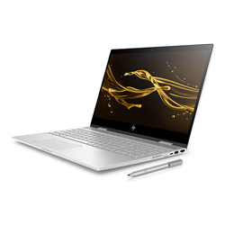 ノートPC HP ENVY x360 15-cn0004TU-OHB 4PC92PA-AAAB ナチュラルシルバー [Win10 Home・Core i5・15.6インチ]