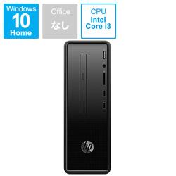 デスクトップPC Slim Desktop 290-p0108jp 6DW23AA-AABY [Core i3・HDD 1TB・メモリ 8GB]