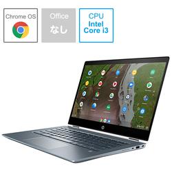 hp(エイチピー) モバイルノートPC HP Chromebook x360 14-da0008TU 8EC11PA-AAAA [Chrome OS・Core i3・14.0インチ]
