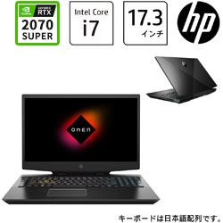 152D4PA-AAAA ゲーミングノートパソコン OMEN by HP 17-cb1001TX  [17.3型 /intel Core i7 /HDD:2TB /SSD:1TB /メモリ:16GB]