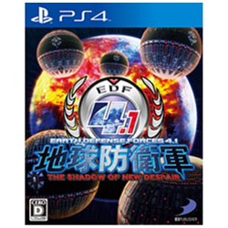 [Used] Earth Defense Force 4.1 THE SHADOW OF NEW DESPAIR [PS4]