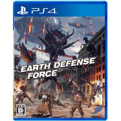 D3・パブリッシャー EARTH DEFENSE FORCE:IRON RAIN 【PS4ゲームソフト】