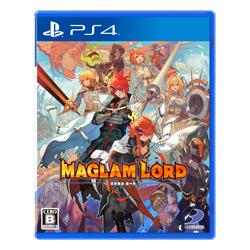MAGLAM LORD/マグラムロード 【PS4ゲームソフト】