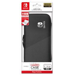 HARD CASE for Nintendo Switch Lite チャコールグレー HHC-001-4 【Switch】