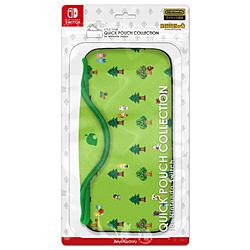 【在庫限り】 QUICK POUCH COLLECTION for Nintendo Switch どうぶつの森Type-B CQP-009-2 CQP-009-2