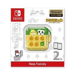 キーズファクトリー CARD POD COLLECTION for Nintendo Switch どうぶつの森Type-B CCP-002-2 CCP-002-2