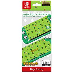 キーズファクトリー きせかえカバー COLLECTION for Nintendo Switch Lite どうぶつの森Type-B CKC-101-2 CKC-101-2