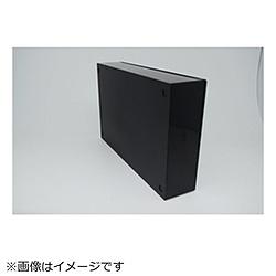 強速シリーズ 3.5インチHDDケース ブラック BI-35HDCASEU3/BK