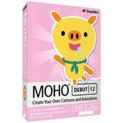 〔Win・Mac版〕 Moho 12 Debut