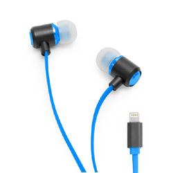 リンクス 【在庫限り】 ライトニングイヤホン IC-Earphone(ブルー)ICEP-LT-04 BL