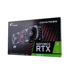 グラフィックカード   iGameRTX3080TiAdvancedOC [GeForce RTXシリーズ /12GB]