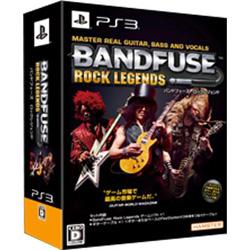 BandFuse: Rock Legends(バンドフューズ ロックレジェンド)【PS3ゲームソフト】   [PS3]