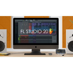 Image-Line Software FL STUDIO 20 Signature クロスグレード 音楽制作ツール [FL20-SB-CG]