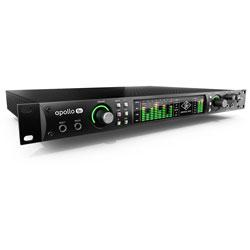 Universal Audio Thunderbolt対応オーディオインターフェイス Apollo 8p※4基のSHARCプロセッサを搭載