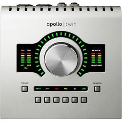 Universal Audio Apollo Twin USB (高品位24ビット/192kHz USBオーディオインターフェイス)