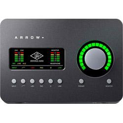 Universal Audio Arrow オーディオインターフェイス[Thunderbolt 3/UAD-2 SOLO コアプロセッサー]