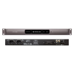 Universal Audio(ユニバーサルオーディオ) UAD-2 Live Rack ULTIMATE 16チャンネルMADIエフェクトプロセッサー [Thunderbolt3/mac対応]