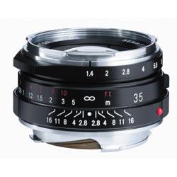 カメラレンズ NOKTON classic 35mm F1.4 II VM(MC-マルチコート)【VMマウント(ライカMマウント互換)】 [ライカM /単焦点レンズ]