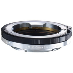 VM-E Close Focus Adapter (クロースフォーカスアダプター) 【ボディ側:Eマウント/レンズ側:VM、ZM】