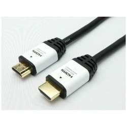 HYBHDA15-509WH HDMIケーブル ホワイト [1.5m /HDMI⇔HDMI /イーサネット対応]