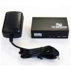 HDMI2分配スプリッター HYB HDMI04SP
