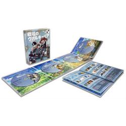 戦場のヴァルキュリア Blu-ray BOX 完全生産限定 【ブルーレイ ソフト】   [Blu-ray Disc]