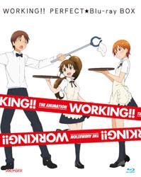 〔中古〕 「WORKING!!」PERFECT☆Blu-ray BOX【ブルーレイ】