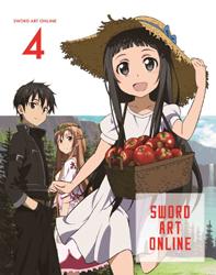 ソードアート・オンライン 4 完全生産限定版 【DVD】   [DVD]