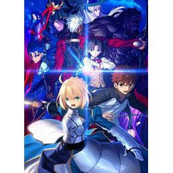 [Used] Fate / stay night [Unlimited Blade Works] Box I Limited Edition [Blu-ray]