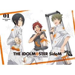 〔中古品〕アイドルマスター SideM 1 完全生産限定版 【ブルーレイ】