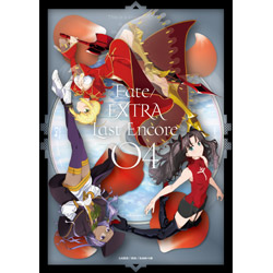 [4] Fate/EXTRA Last Encore 4 完全生産限定版 DVD