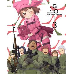 [3] ソードアート・オンライン オルタナティブ ガンゲイル・オンライン 3 完全生産限定版 DVD