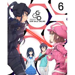 [6] ソードアート・オンライン オルタナティブ ガンゲイル・オンライン 6 完全生産限定版 DVD