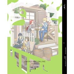 [3] ソードアート・オンライン・アリシゼーション 3 完全生産限定版 BD