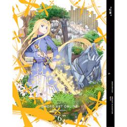 [6] ソードアート・オンライン・アリシゼーション 6 完全生産限定版 BD