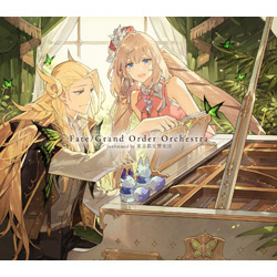 Fate / Grand Order Orchestra -overture- CD