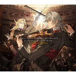 Fate/Grand Order Orchestra Concert -Live Album- performed by 東京都交響楽団 【通常盤】 CD