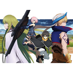 [1] Fate/Grand Order -絶対魔獣戦線バビロニア- 1 完全生産限定版 BD